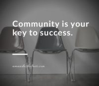 Community: You Want It.