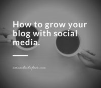 3 Smart Ways to Grow Your Blog with Social Media