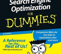 Search Engine Optimization for Dummies by Peter Kent {Book Review}