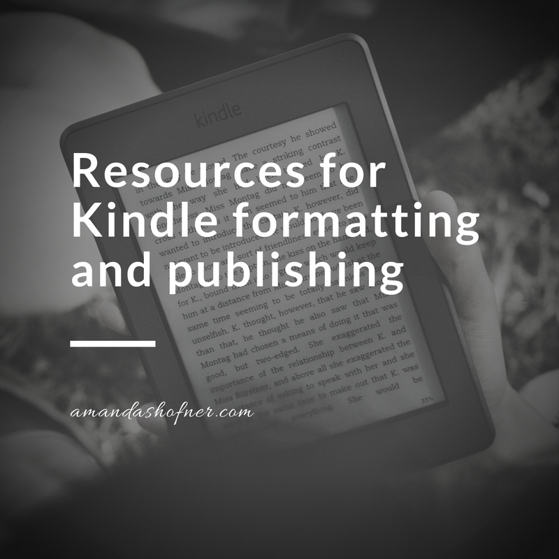 kindle-formatting
