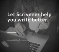 Why Scrivener Is My New Favorite Writing Tool