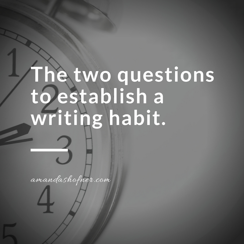 writing-habit