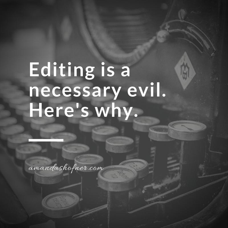 reasons-avoid-editing