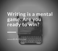 Writing Is a Mental Game