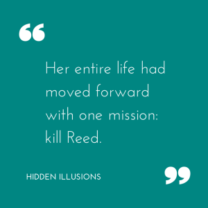 Hidden Illusions by Amanda Shofner quote
