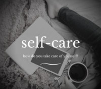 How Do You Take Care of Yourself?