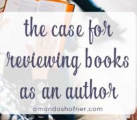 The Case for Reviewing Books as an Author