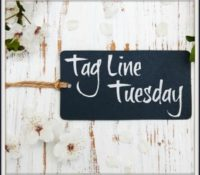 Tag Line Tuesday — New Project!