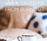How a Desktop Detox Saved Me from Total Burnout