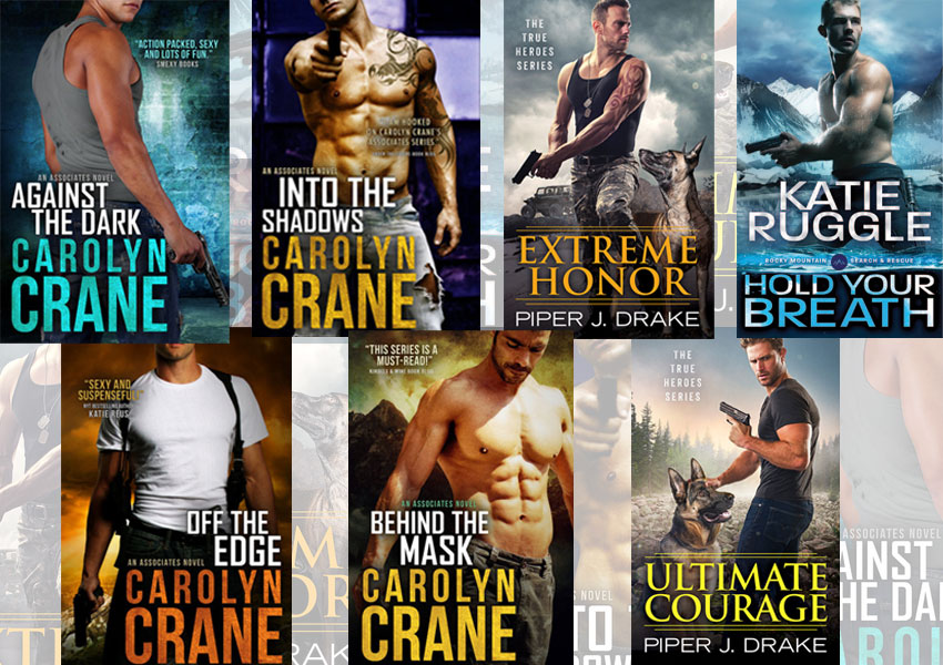 romantic suspense books