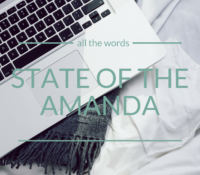 State of the Amanda – August 2017