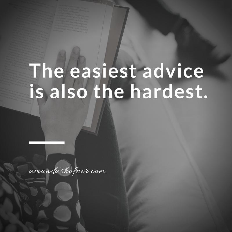 easiest-hardest-advice
