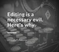 Reasons People Avoid Editing (+ Why They Shouldn't)